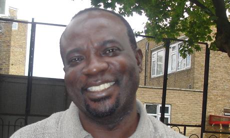 Charles Agyare, Needwood House resident