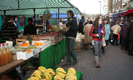 New stalls at Broadway Market will raise funds for London Fields Primary