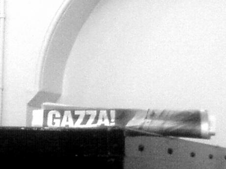 Boyle and Shaw: GAZZA, 2008 - video still