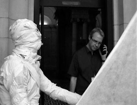 Cack-U-Like (Jon Purnell): 'Let Us In', 2009 - video still