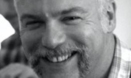 Stoke Newington writer Jonathan Kemp