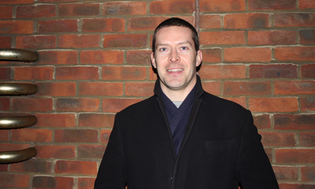 Kieron McCaffery on London Lane