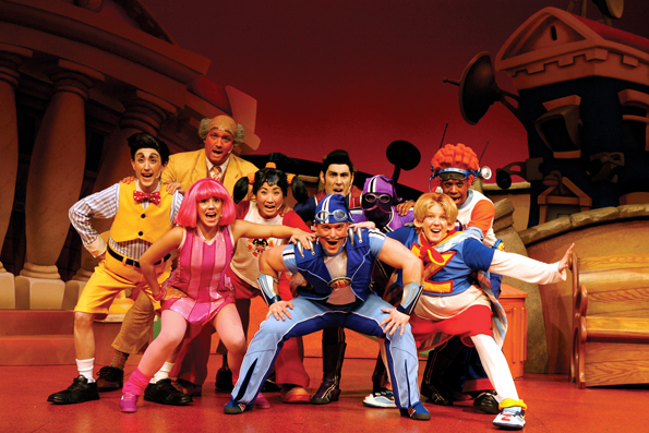 Lazytown: Welcome To Lazytown (2012) - Rotten Tomatoes
