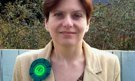 Mischa Borris, Green candidate for Mayor of Hackney