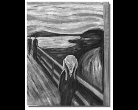 Octavia Arts: The Scream, 2008 - video still