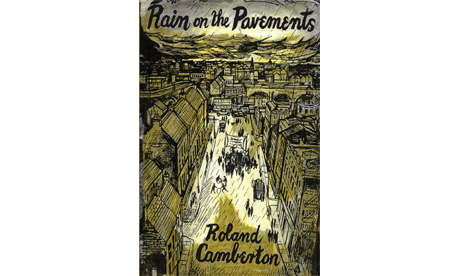 Rain on the Pavements by Roland Camberton