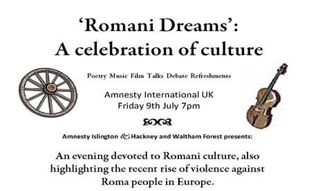Romani Dreams event 001