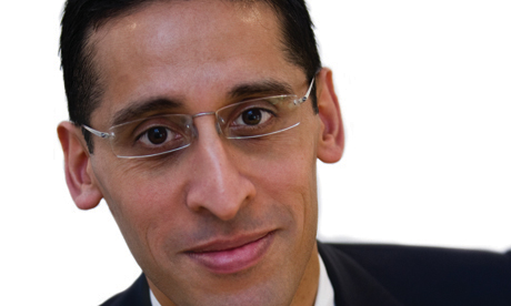 Simon Nayyar, Conservative parliamentary candidate for Hackney South and Shoreditch