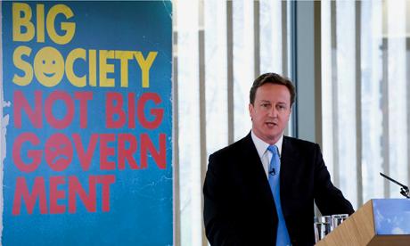 Daves Big Society plan - surgeons or pilots need not apply