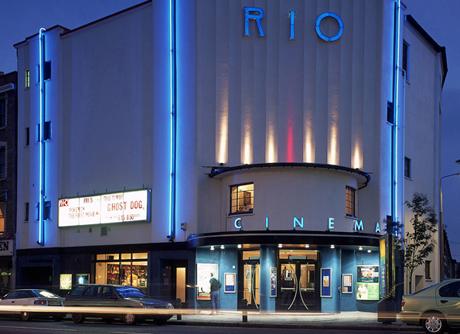 The Rio Cinema, Kingsland Road, Dalston