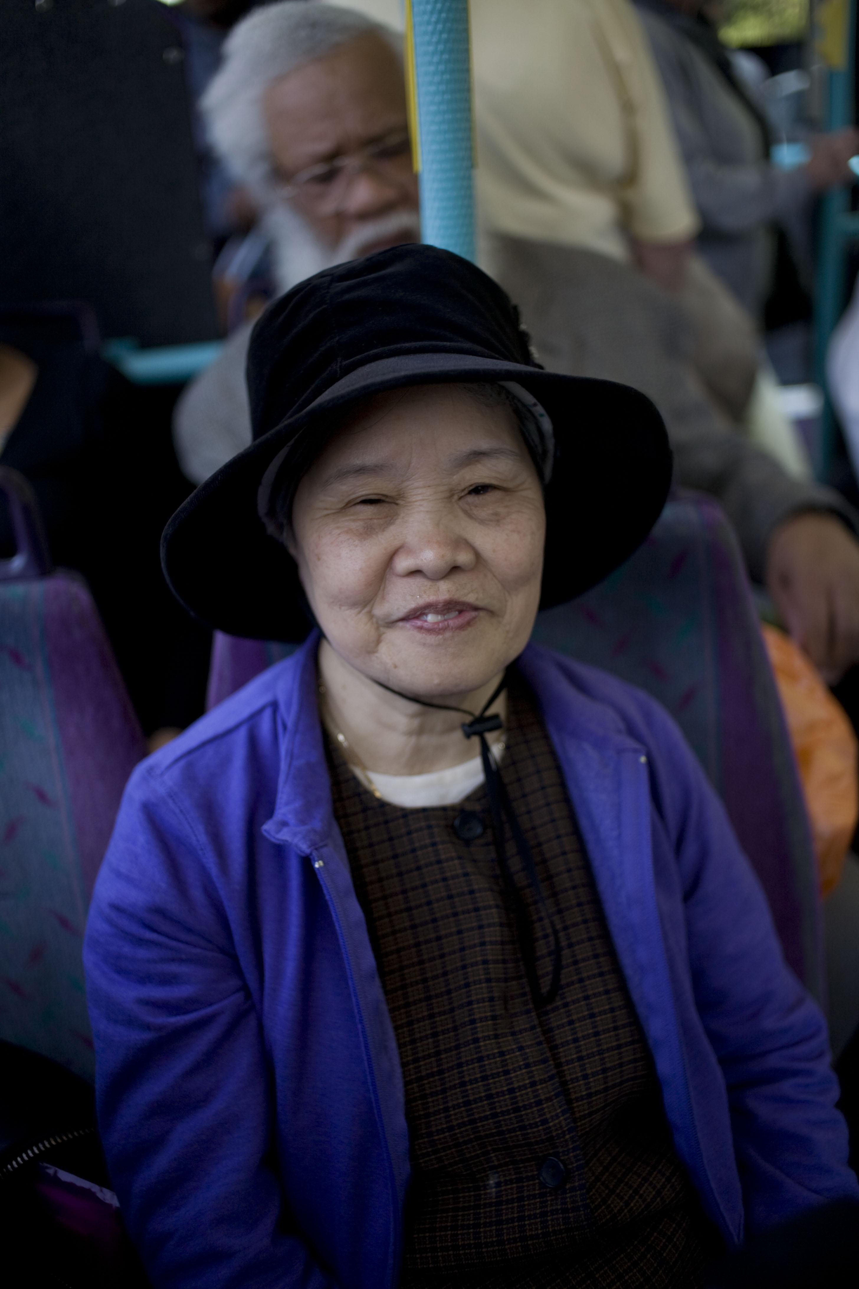 Passenger Thi Nguyan
