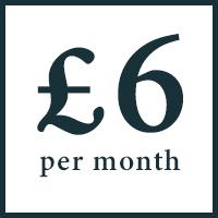 £6 per month