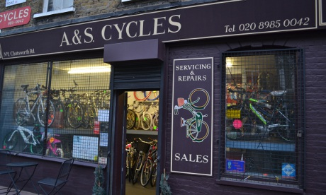 Winner: A & S Cycles