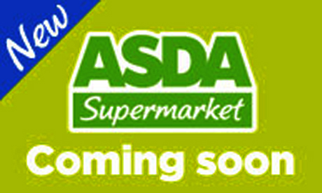 New Asda supermarket coming soon