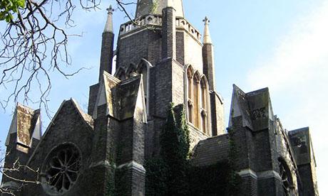 Abney Park Chapel.