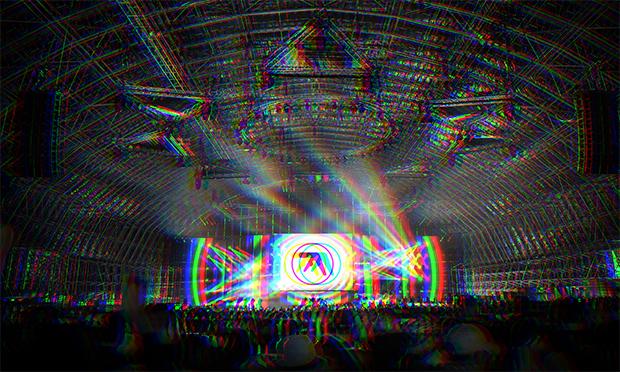 Aphex Twin Tour Us