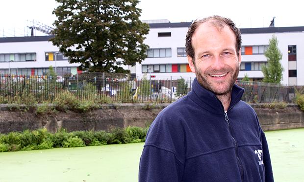Thames21's Ben Fenton