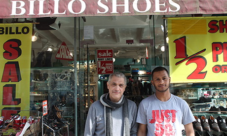 Billo Shoes staff