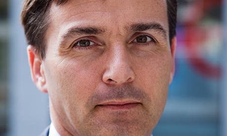 Campbell Robb, Chief Executive of Shelter. Photograph: Shelter