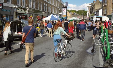Car free day broadway market