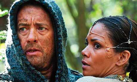 Tom Hanks and minted Halle Berry in Cloud Atlas