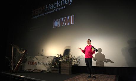 Daniel Vais TEDx Hackney