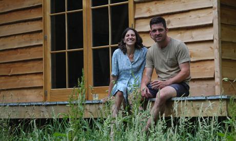 Emily Charkin and Dan Morrish