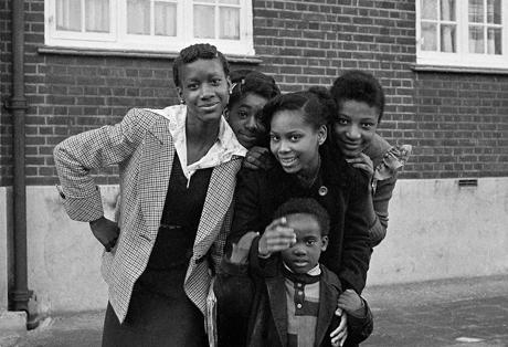 Colin O'Brien, Four girls and a boy, 1988