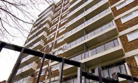 Frampton Park tower block