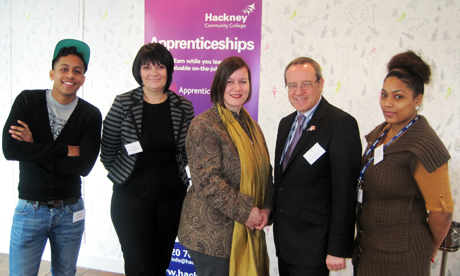 Hackney Community College Apprentices