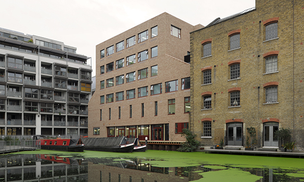 Hackney New School building