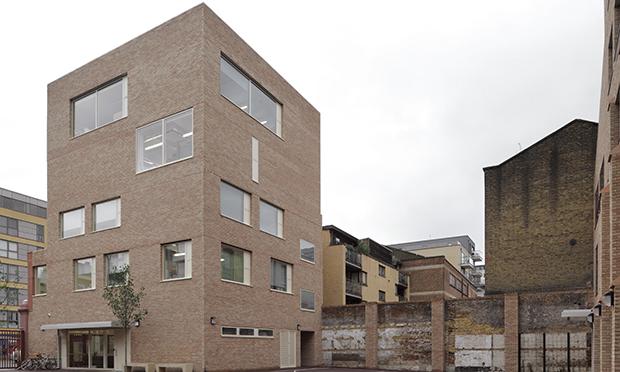 Hackney New School building