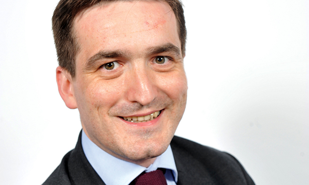 Hackney Council's cabinet member for health Cllr Jonathan McShane