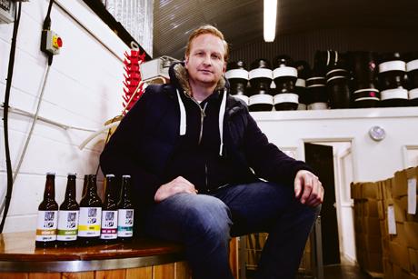 Jules Whiteway London Fields Brewery