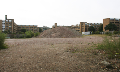 This is Hackney today: Kings Crescent Estate