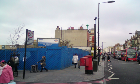 Kingsland High Street Dalston