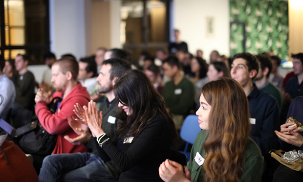 Legal Geek hackathon for Hackney Community Law Centre