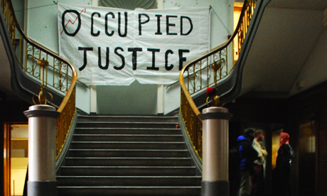 Occupy Old Street Magistrates Court