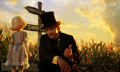 Oz the Great and Powerful - film review