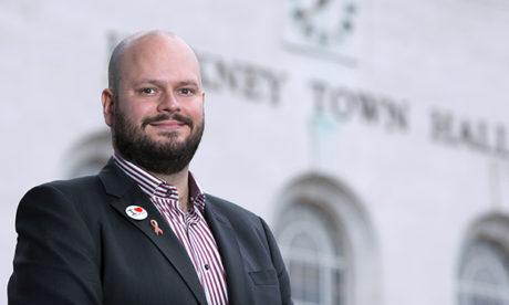 Mayor Philip Glanville