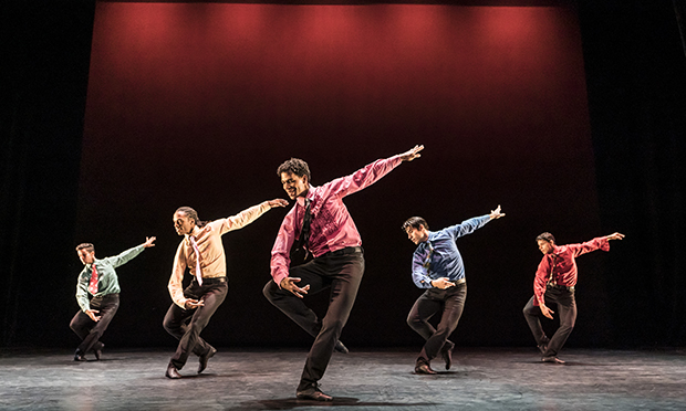 Acosta Danza: Evolution, Sadler's Wells: 'Cuban dance troupe at its eclectic best'