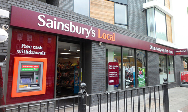 Sainsbury's on Hackney Road