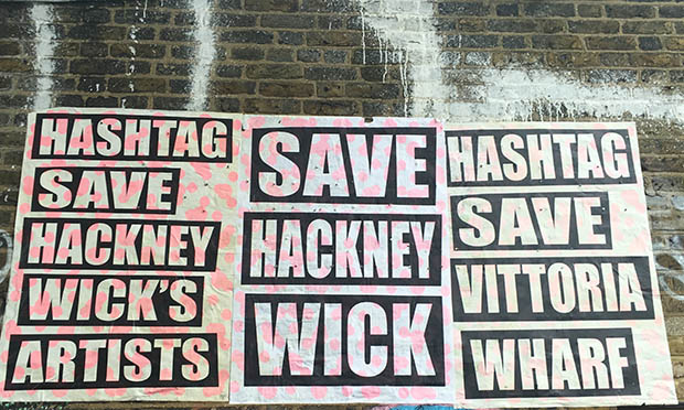 Save Hackney Wick