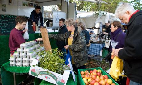 Stoke Newington Farmers Market West Hackney