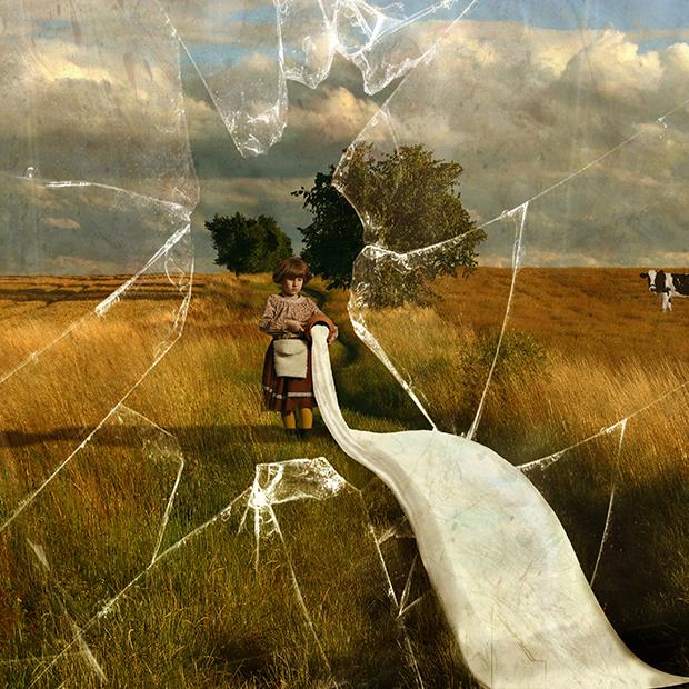 Pasturised: 'Tale of the Milk Lady' (el cuento de la lechera) by Sonya Hurtado