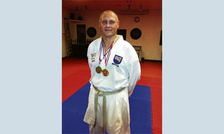 Tony Gray British Gold Medal 2011