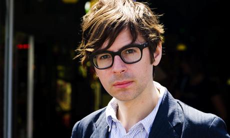 Author and Stoke Newington resident Travis Elborough