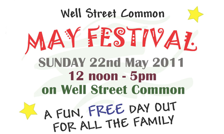 Well Street Common Festival 2011