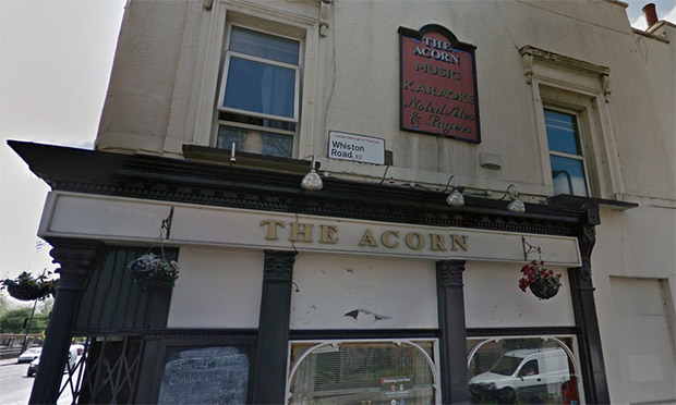 Saved: The Acorn pub in  Haggerston