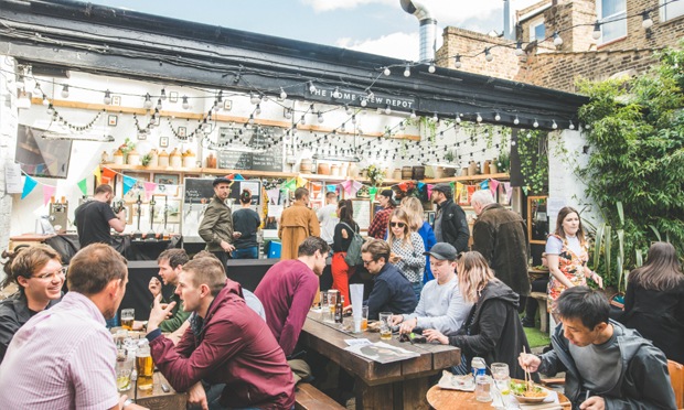 Homerton International Festival of Beer and Bar Snacks coming to The Adam & Eve